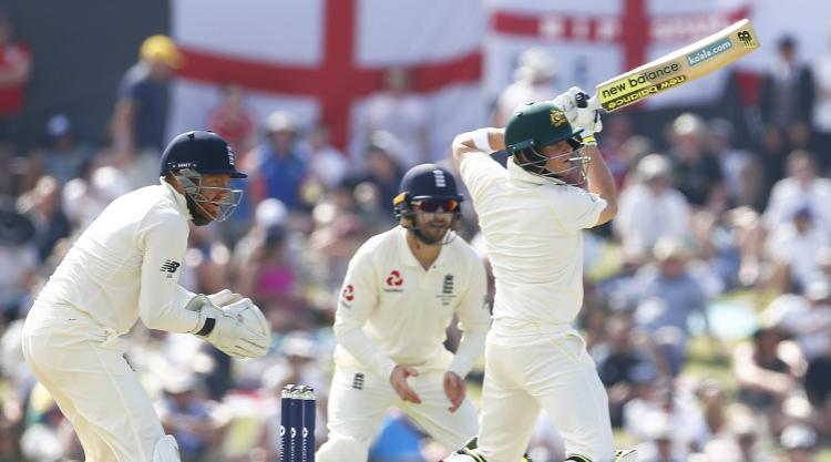 First Ashes century for Bairstow as England pile on more runs in third Test