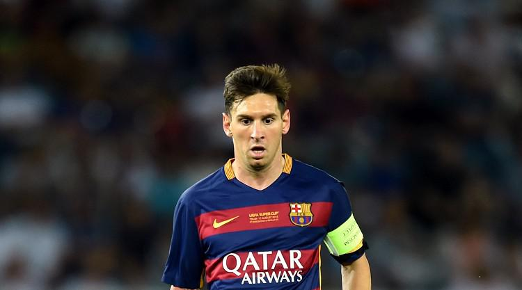 Barcelona expresses 'affection and solidarity' for Lionel Messi over fraud case