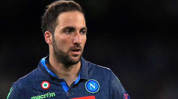 Higuain backed to shine for Napoli