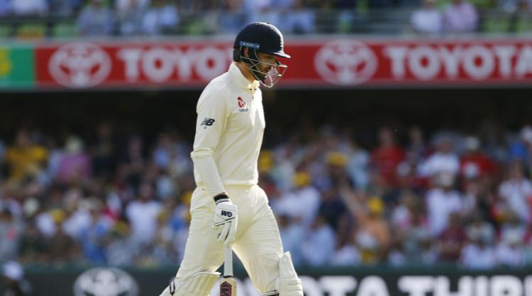 Ashes day one - Story of the match