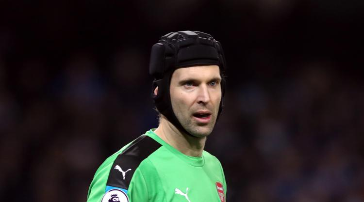 Petr Cech denies Arsenal lack leaders after reaching FA Cup final