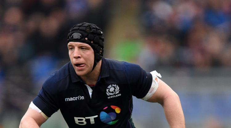 Edinburgh forward Alasdair Dickinson sidelined after shoulder surgery