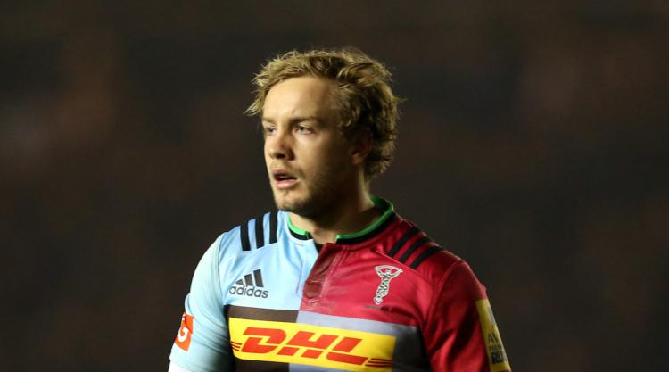 London Irish all but relegated from Premiership after Harlequins defeat