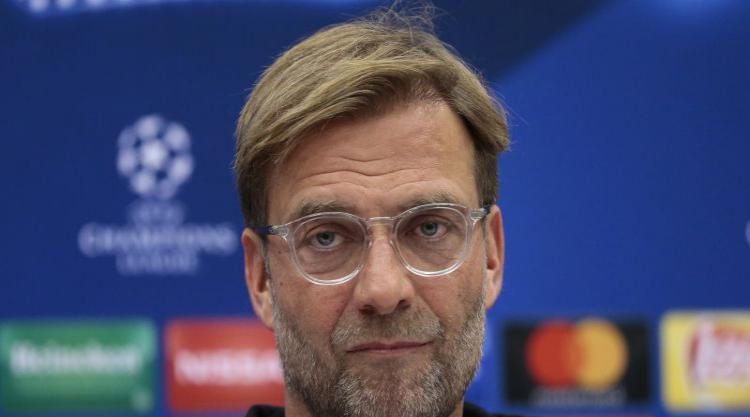 Jurgen Klopp ready to unleash fearsome attacking quartet in Champions League