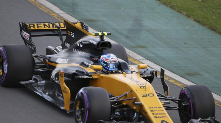 Jolyon Palmer unhappy with his car after poor showing in Melbourne