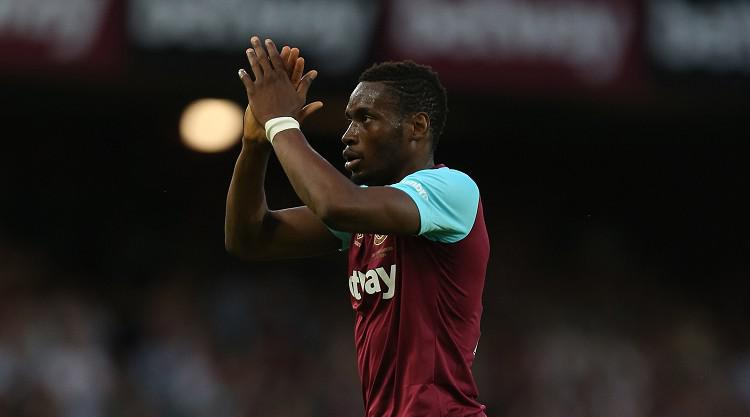 Sakho at the double for Hammers