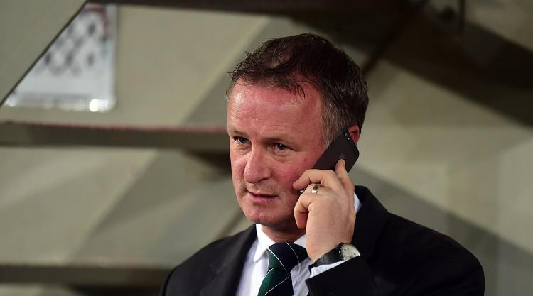 Michael O'Neill leaves tournament plans to IFA