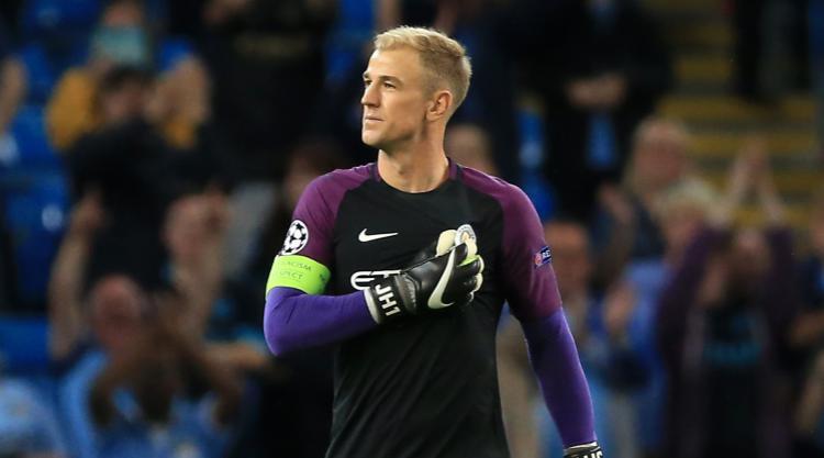 Manchester City keeper Joe Hart completes Torino loan move