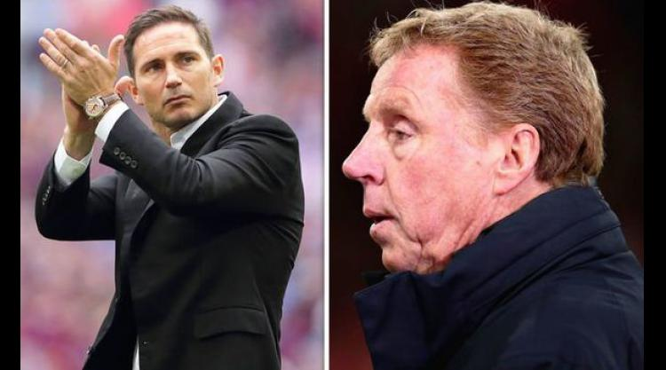 Harry Redknapp urges Frank Lampard to make big decision with two Chelsea players