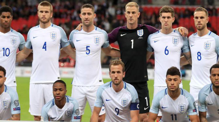 England up to 12th in FIFA world rankings and Republic, Scotland also rise