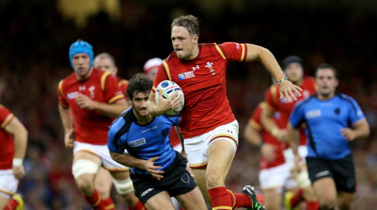 Cory Allen leads Cardiff Blues to Challenge Cup win