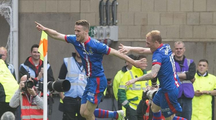 First cup win for Inverness