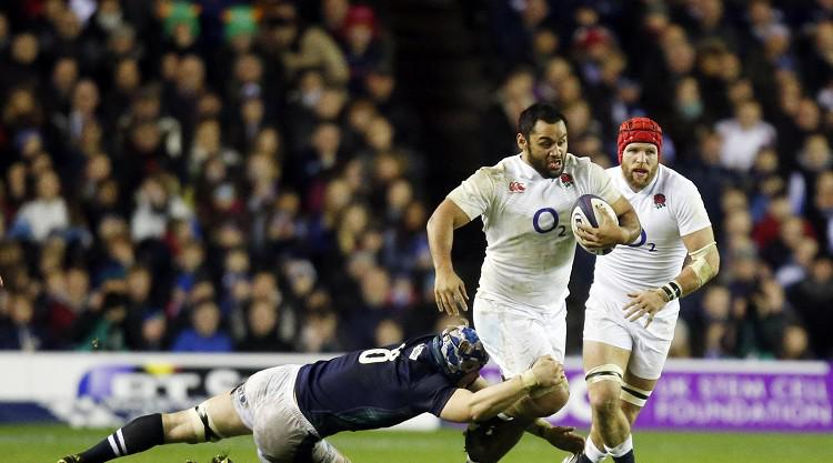 Billy Vunipola feeling the love at the heart of Eddie Jones' new-look England
