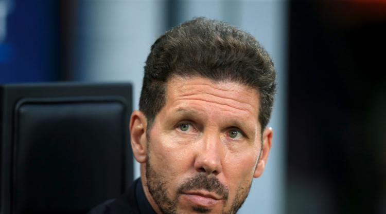 Diego Simeone: Atletico deserved to win