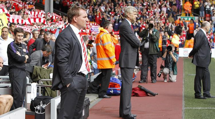 Arsene Wenger sure Brendan Rodgers will bounce back after Liverpool sacking