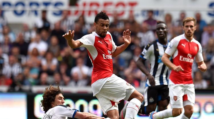 Fabricio Coloccini's own goal gives Arsenal 1-0 win over Newcastle