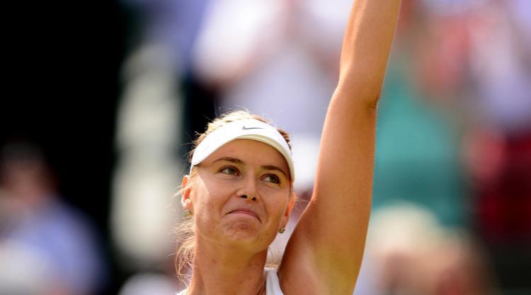 Sharapova closes on Roland Garros qualifying place