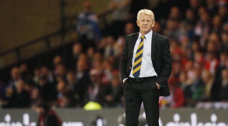 Gordon Strachan devastated but proud of his Scotland side
