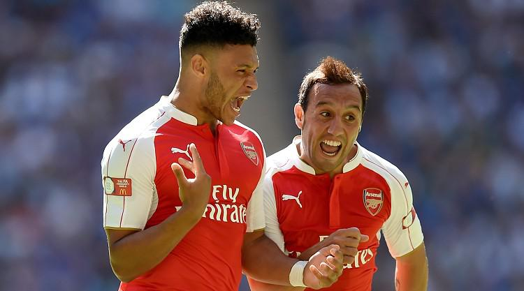 Gunners gain early upper hand after beating Chelsea in Community Shield