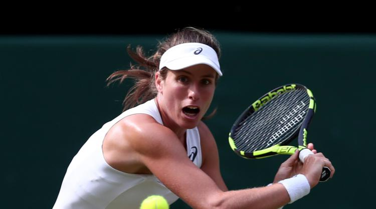 Johanna Konta appoints Michael Joyce as her new coach