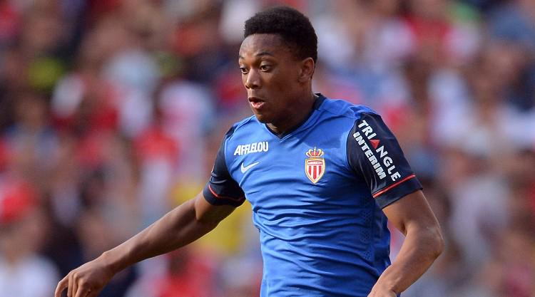 Anthony Martial set to make France debut in friendly against Portugal
