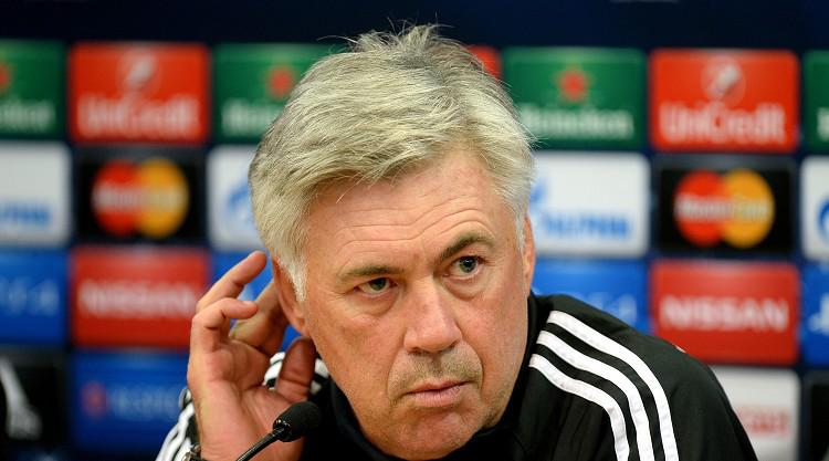 Milan 'won't give up on Ancelotti'