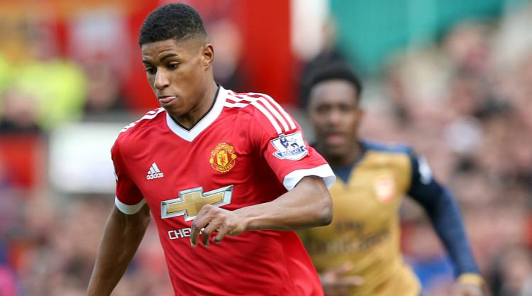 Don't rush Man Utd gem Rashford, warns Van Gaal