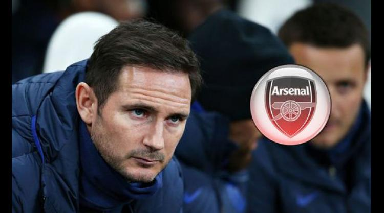 What Frank Lampard told his Chelsea players about Arsenal after Newcastle defeat