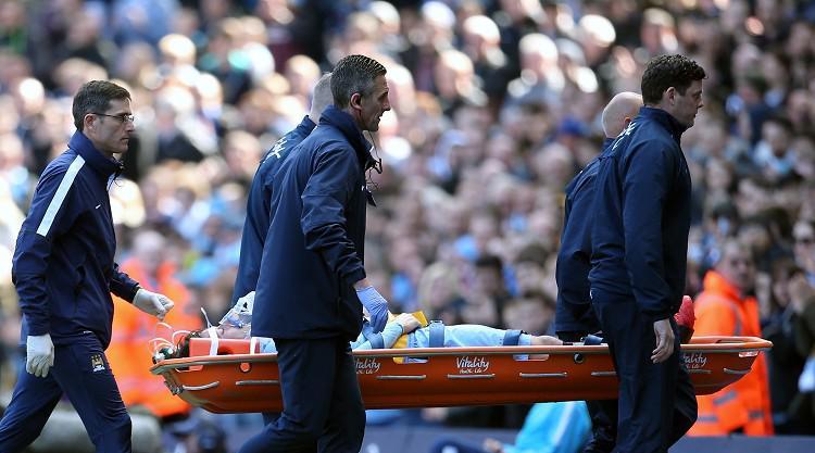 City wait on Silva injury news