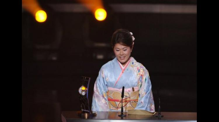 japan hails womenu002639s world football player of the year japan hails womens world football player of the year 750x417