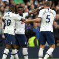 Spurs Holding Firm on Serge Aurier Valuation as AC Milan Circle