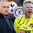 Tottenham boss Jose Mourinho desperate to beat old side Chelsea to transfer