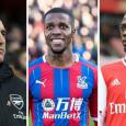 Unai Emery had Arsenal transfer meetings with Wilfried Zaha before Nicolas Pepe signing