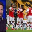One Arsenal player labelled 'a joy to watch' after Wolves win gives Champions League boost