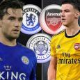 Chelsea edge closer to Chilwell deal as Leicester plot shock Tierney transfer from Arsenal