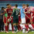 Robbie Fowler jokes Liverpool stars had too many 'nights out' before Man City drubbing