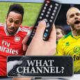 What channel is Arsenal vs Norwich on? TV, live stream info for Premier League match