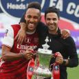 Pierre-Emerick Aubameyang set to sign new Arsenal contract due Mikel Arteta transfer hope