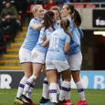 Women's FA Cup Roundup: Man City Win Derby, Liverpool Pulverise Blackburn & Ipswich Make History