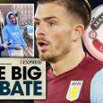 Should Man Utd still pursue £60m Jack Grealish transfer after latest antics? Big Debate