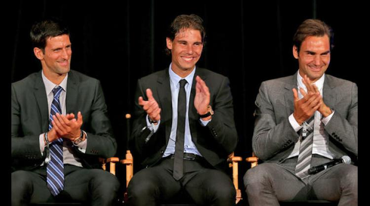 Roger Federer Rafael Nadal And Novak Djokovic To Play Laver Cup 2019 Agent Reveals All
