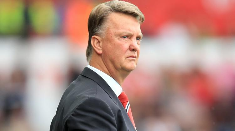 Manchester United Manager Louis Van Gaal Refuses To Blame