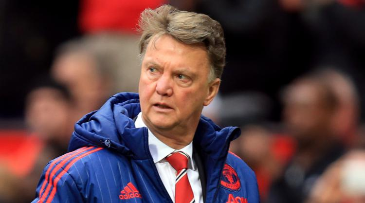 Louis Van Gaal Wants United To Right The Wrongs Of