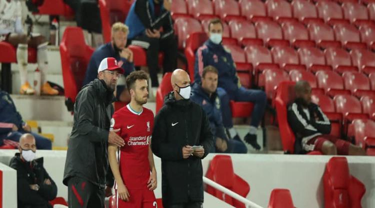 Liverpool Confirm Thiago Alcantara Has Tested Positive for COVID-19