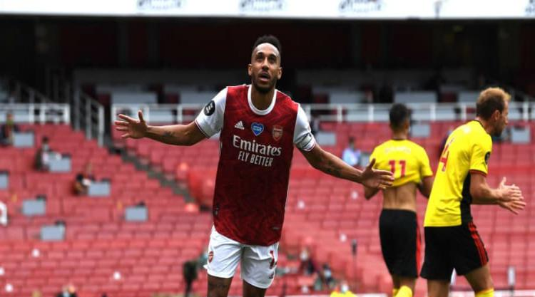 Pierre-Emerick Aubameyang Close to Signing New Three-Year Arsenal Contract