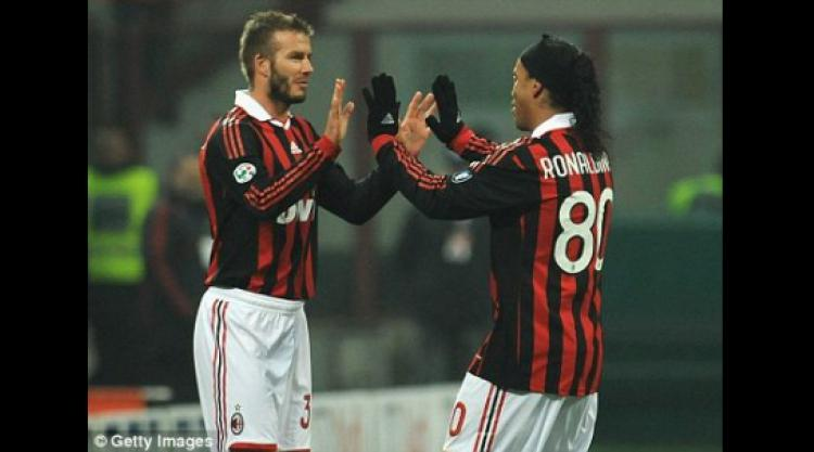 Milan Old Boys Look Just Like Dummies Ahead Of Clash Against United